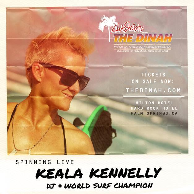DJ Keala Kennelly